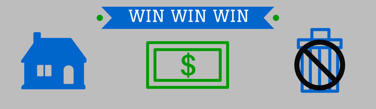 Win Win Win at Lima ReStore