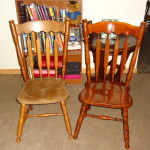 chair side by side